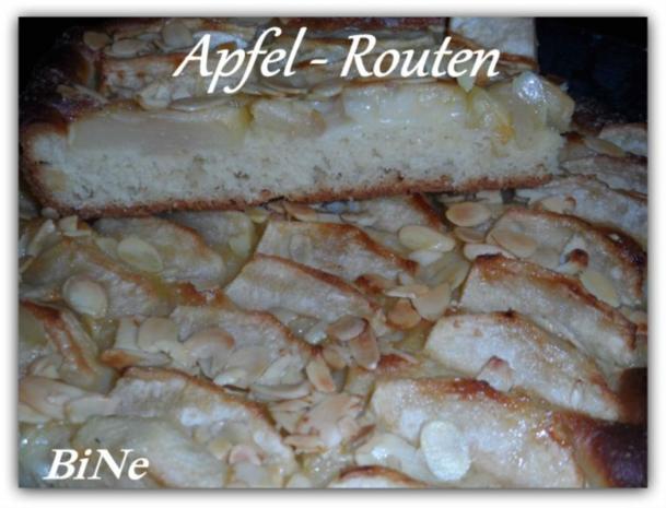 BiNe` S APFEL - ROUTEN - Rezept - Bild Nr. 2