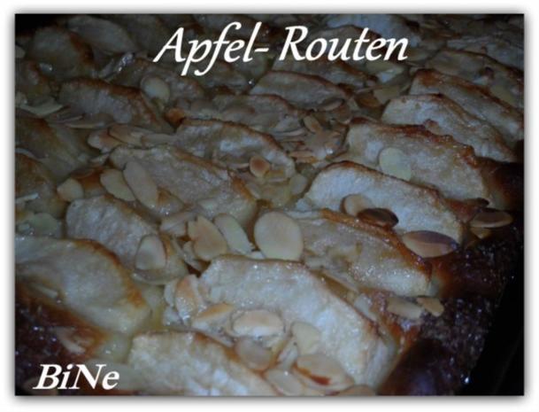 BiNe` S APFEL - ROUTEN - Rezept - Bild Nr. 8