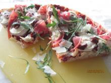 Faulenzer -Pizza - Rezept