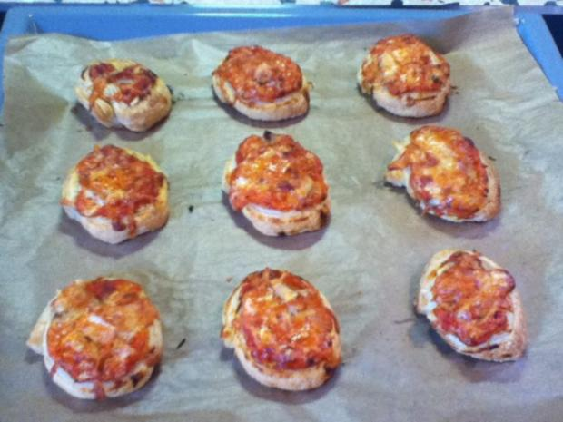 Pizzaschnecken - Rezept - Bild Nr. 7