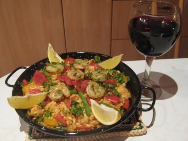 meine Paella mixta - Rezept - Bild Nr. 2