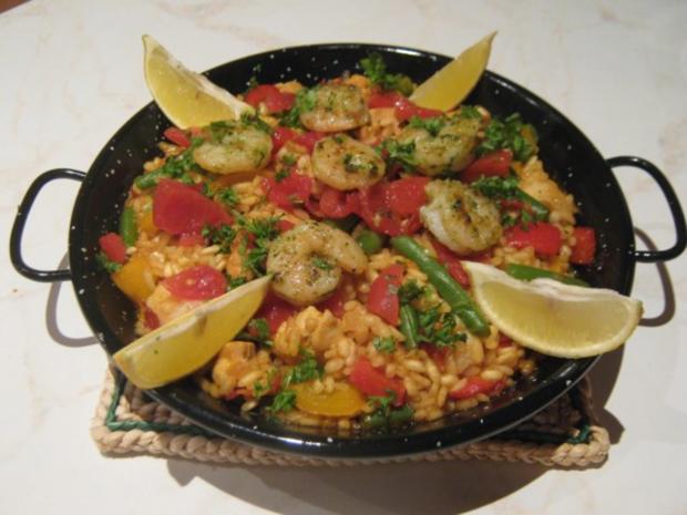 meine Paella mixta - Rezept - Bild Nr. 3