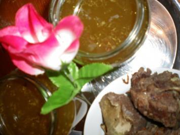 Rezept: joich kuh - אידישע-יידיש מרק בקר