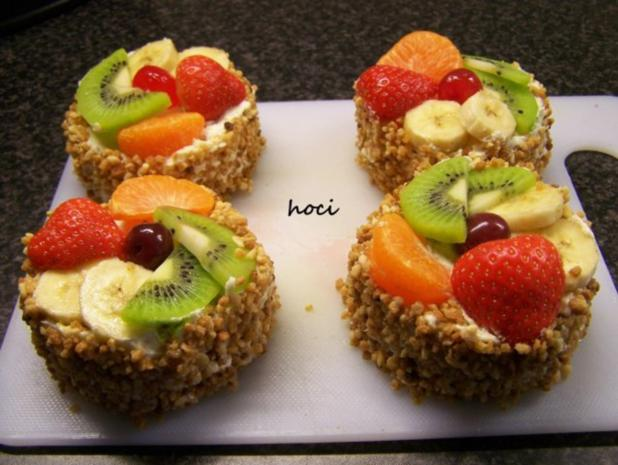 Kleine fruchtige Törtchen - Rezept - Bild Nr. 2