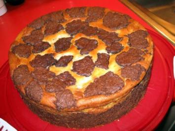 Bananen - Schoko - Zupfkuchen - Rezept