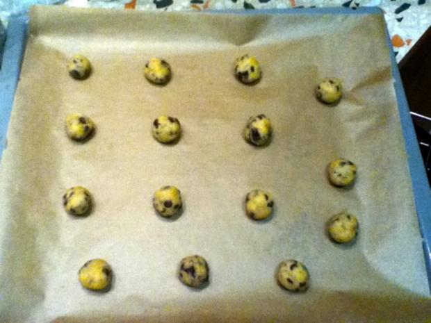 Chocolate Chip Cookies - Rezept - Bild Nr. 6