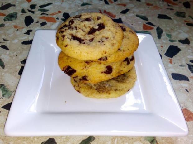 Chocolate Chip Cookies - Rezept - Bild Nr. 2