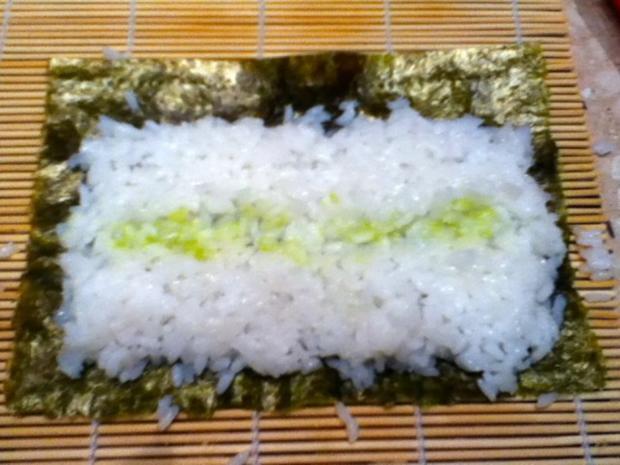 Sushi Variationen - Rezept - Bild Nr. 4