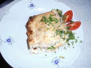 Aufläufe: Kartoffel-Auflauf mit Käse - Rezept