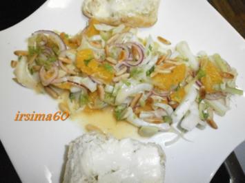 Fenchel - Orangen - Salat - Rezept