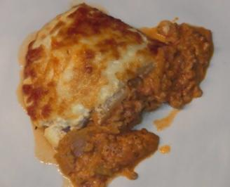 Rezept: Kohlrabi Lasagne