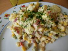mexikanischer Kartoffelsalat - Rezept