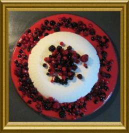Dessert: Joghurt-Creme/Mousse - Rezept
