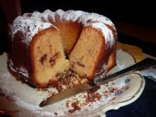 Kuchen: Rührkuchen mit Schokolade - Rezept