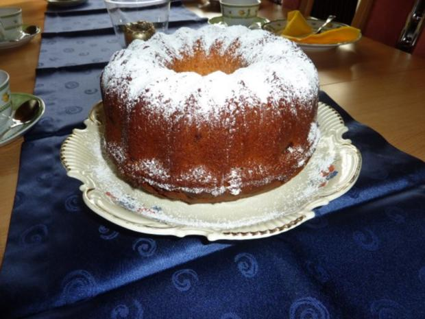 Kuchen: Rührkuchen mit Schokolade - Rezept - Bild Nr. 8