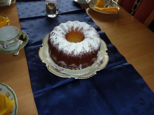 Kuchen: Rührkuchen mit Schokolade - Rezept - Bild Nr. 7