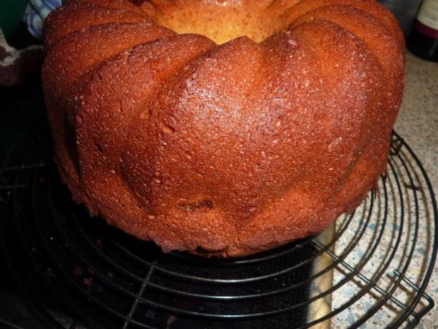 Kuchen: Rührkuchen mit Schokolade - Rezept - Bild Nr. 6