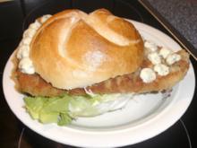 Fischburger - Rezept