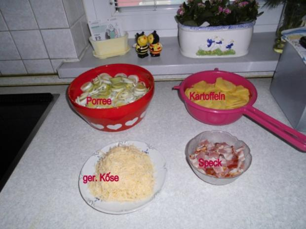 Aufläufe: Pikanter Kartoffel-Auflauf - Rezept - Bild Nr. 3