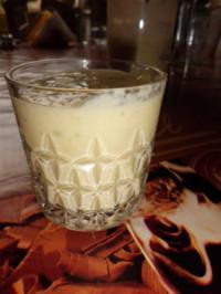 Drink: Mango-Joghurttrink mit Apfel und Weintrauben - Rezept