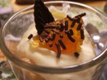 Dessert: Orange-Curd-Tiramisu - Rezept