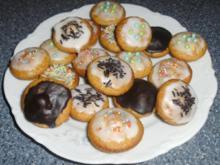 Mini - Apfelmus - Muffins - Rezept
