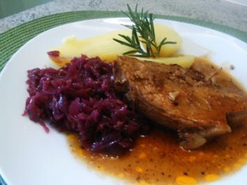 Schweinekrustenbraten - Rezept
