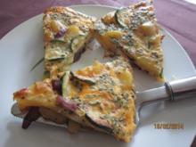 Mein Reste -Omelett - Rezept