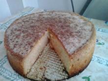 Rührkuchen schnell und einfach - Rezept