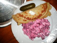 grainy pancake - Rezept - Bild Nr. 6