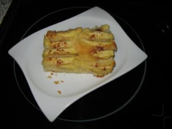 Mein kleiner Apfelkuchen - Rezept