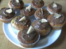 Schokoküsse-Muffins - Rezept