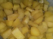 Kandierter Ingwer - Rezept