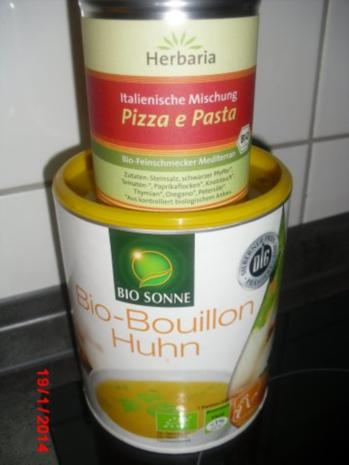 Zuccini Tomatensuppe mit Räuchertofu - Rezept - Bild Nr. 5