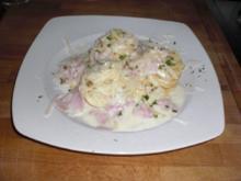 Spaghetti Carbonara à la Linda - Rezept