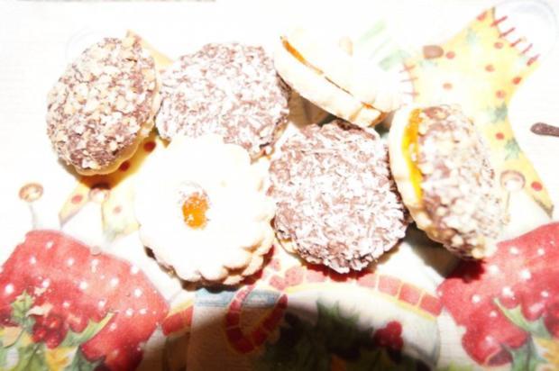 Kekse mit Chili-Füllung - Rezept - Bild Nr. 2