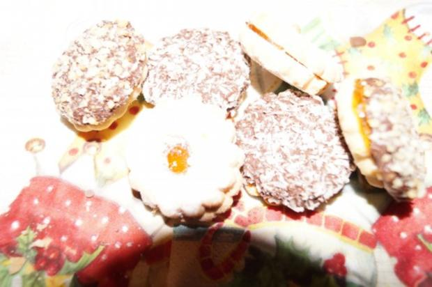 Kekse mit Chili-Füllung - Rezept - Bild Nr. 3