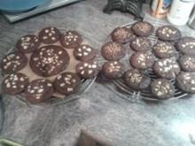 Schoko-Paranuss-Cookies - Rezept