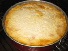 Quarkkuchen mit und ohne Boden - Rezept