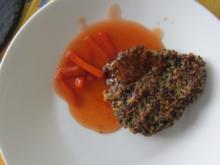 Quinoa-Puffer - Rezept