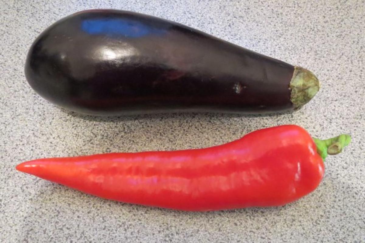 Kochen: Gemüse-Sahne-Sauce für Nudeln - Rezept von rainbow3