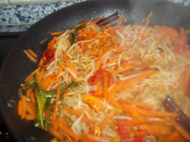 Gemüsepfanne exotisch - Rezept - Bild Nr. 6