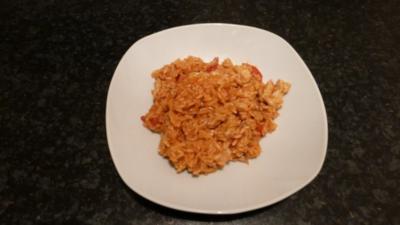 Serbisches Reisfleisch - Rezept
