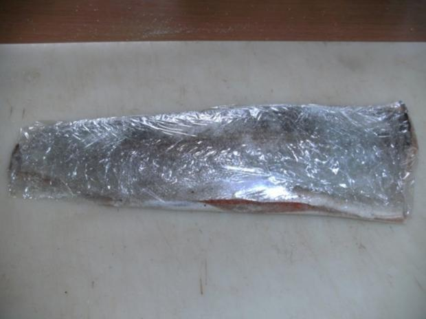 Fisch: Lachsforelle, graved Art - Rezept - Bild Nr. 4