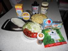 Skrei auch Winterkabeljau genannt auf Gemüsespiegel mit Kartoffelwürfeln - Rezept