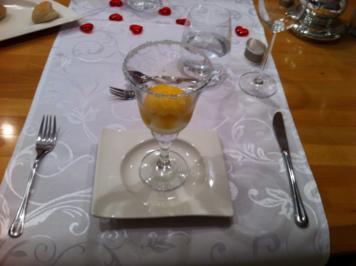 Orangensorbet - Rezept