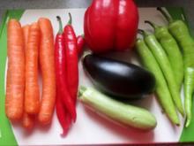 """Kochen: Gemüsesuppe """"Orient"""" - Rezept"""