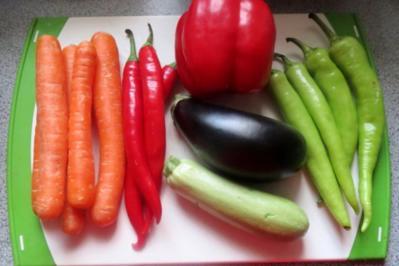 """Rezept: Kochen: Gemüsesuppe """"Orient"""""""