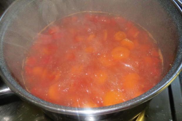 """Kochen: Gemüsesuppe """"Orient"""" - Rezept - Bild Nr. 4"""