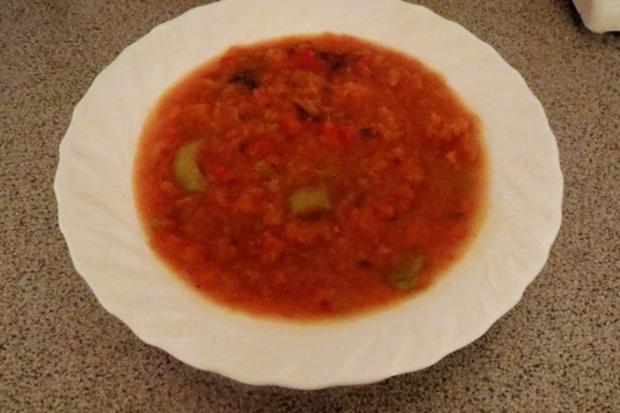 """Kochen: Gemüsesuppe """"Orient"""" - Rezept - Bild Nr. 9"""